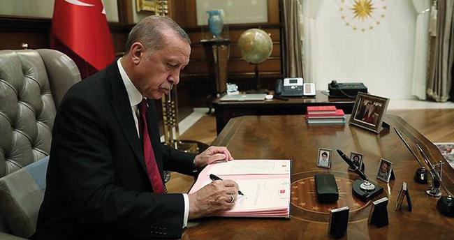 Cumhurbaşkanı Erdoğan'dan kritik imza! İşte görevden alınan 3 isim