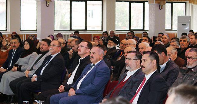 """""""AK Parti'den gidenlerin oyunlarını oynayacakları yer hiçbir zaman Konya olmayacak"""""""