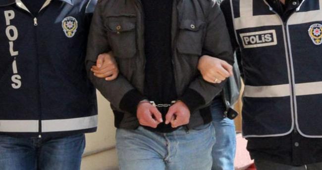 Aranan şahıs polis tarafından yakalandı
