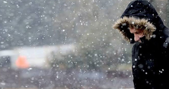 Meteoroloji uyarmıştı! Konya'da beklenen kar yağışı başladı