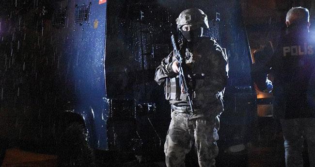 3 ilde DEAŞ operasyonları: 37 gözaltı