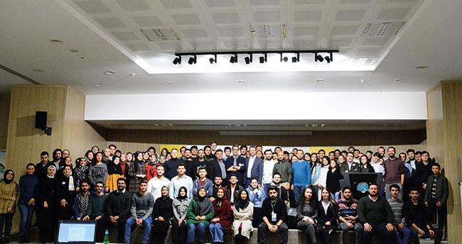 Konya Bilim Merkezinde 'Akıllı Şehir Hackathon' etkinliği yapıldı