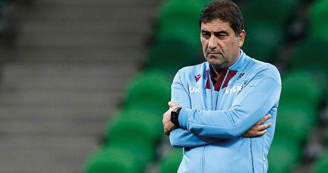 Trabzonspor'da Ünal Karaman dönemi sona erdi