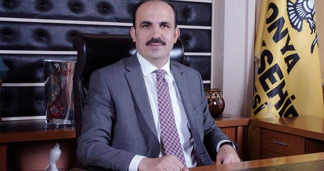 """Altay: """"Şehrimizi geleceğe taşıyacak yatırımlara devam edeceğiz"""""""