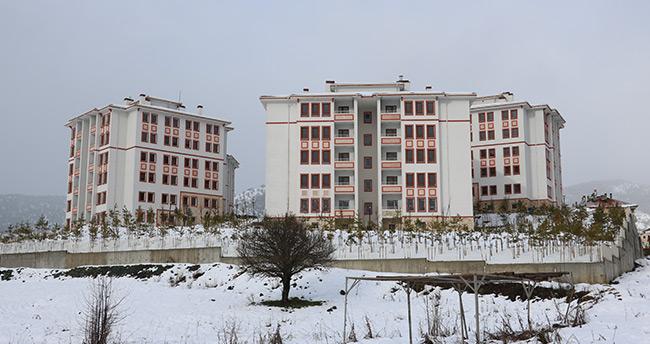 TOKİ Beyşehir'de 500 sosyal konut yapacak