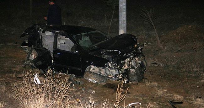 12 gün dayanabildi! Konya'da trafik kazasında ağır yaralanan kişi hayatını kaybetti