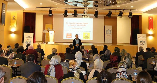 Konya'da Büyükşehir'den 5. hayat boyu öğrenme çalıştayı