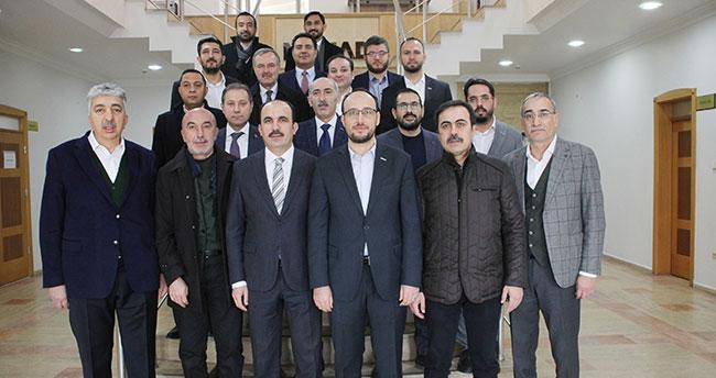 MÜSİAD'ta Konya'nın 2020 projeleri masaya yatırıldı