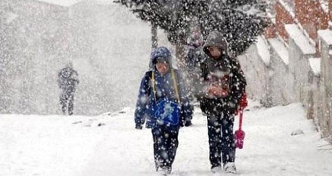 Konya'nın bu ilçesinde taşımalı eğitime kar tatili!