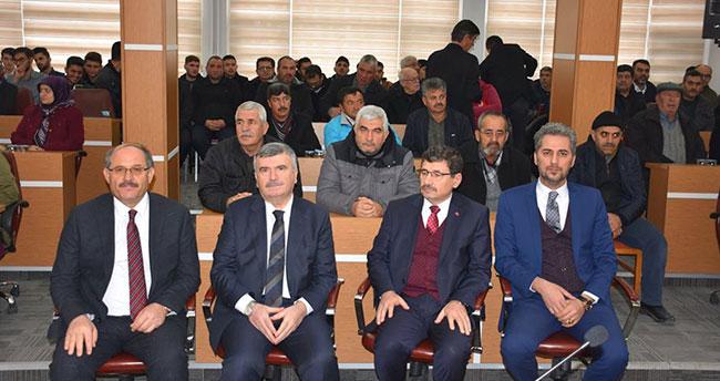 AK Parti Karapınar Danışma Meclisi Toplantısı yapıldı