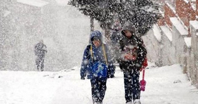 Konya'dan yeni kar tatili haberleri! Hangi ilçelerde okullar tatil oldu?