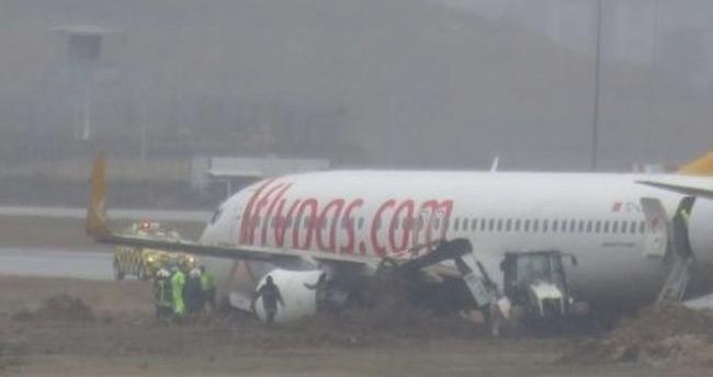 İstanbul Sabiha Gökçen'de uçuşlar yine ertelendi