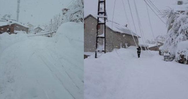 Konya'nın bu ilçesinde bazı mahallelere elektrik verilemiyor