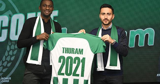 Son dakika! Rogerio Thuram İttifak Holding Konyaspor'da!