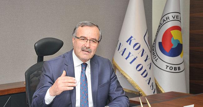 """Memiş Kütükcü: """"Konya Teknoloji Endüstri Bölgesi, dönüm noktası olacak"""""""