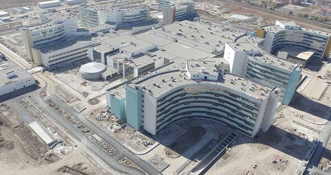 Konya Şehir Hastanesinde sona yaklaşıldı! Bu yıl açılması planlanıyor
