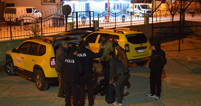 Konya'da Afganistan uyruklu 19 düzensiz göçmen yakalandı
