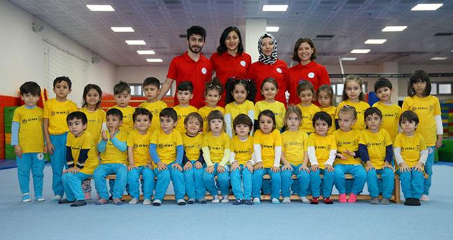 Selçuklu Belediyespor, 2019'da yaklaşık 30 bin çocuğa spor yaptırdı