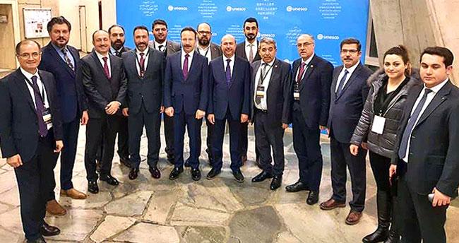 Uluslararası İdealkent Ödülleri sahiplerini buldu, Konya'dan Büyükşehir ve Selçuklu Belediyeleri ödül aldı