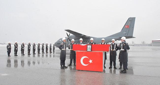 Şehit askerimiz memleketi Konya'ya uğurlandı