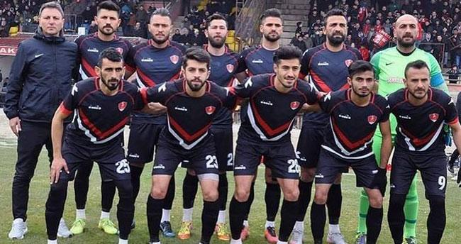 Akşehirspor mağlup!