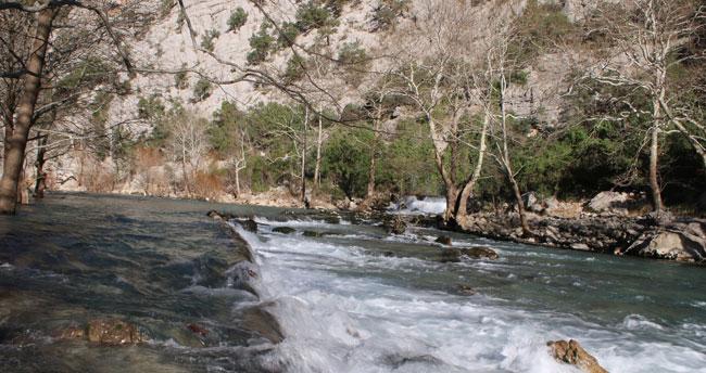 Konya ve Antalya arasında cennetten bir köşe: Üzümdere Milli Parkı