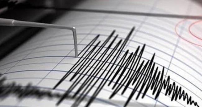 Aydın'da 3.7 şiddetinde deprem