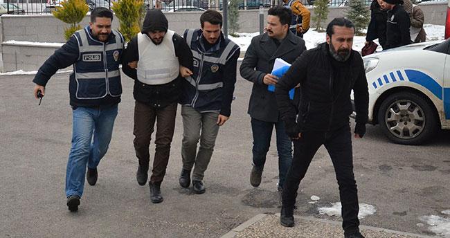Karaman'daki cinayetin şüphelileri Konya'da yakalandı! Biri kadın 2 kişi tutuklandı