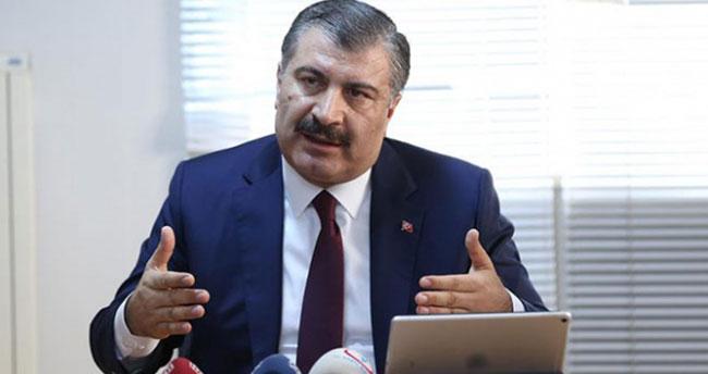 Koca: Şu an Türkiye için herhangi bir koronavirüsü riski söz konusu değil