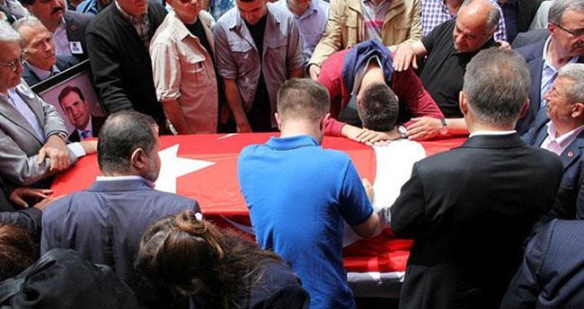 Konya'da öldürülen belediye başkanına şehitlik unvanı verildi