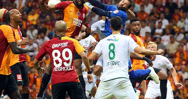 Konyaspor evinde Galatasaray'ı ağırlayacak
