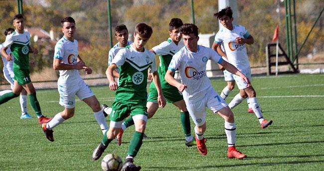 U19 Ligi'nde 6 maç var
