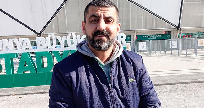 Konyaspor taraftarı depremzedeleri unutmadı