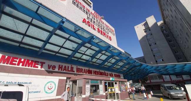 Konya'da Koronavirüs şüphesiyle hastaneye başvuran Çinli turistte vertigo çıktı