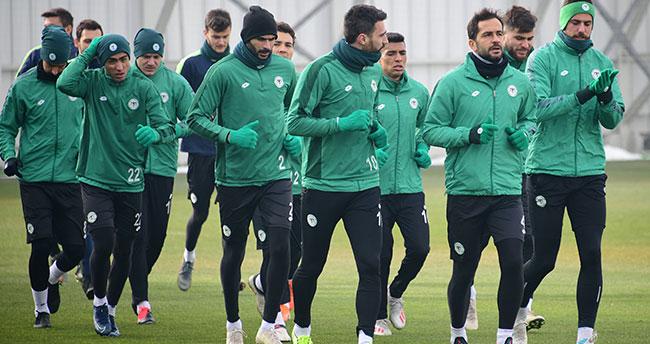 Konya'da hazırlıklar başlıyor