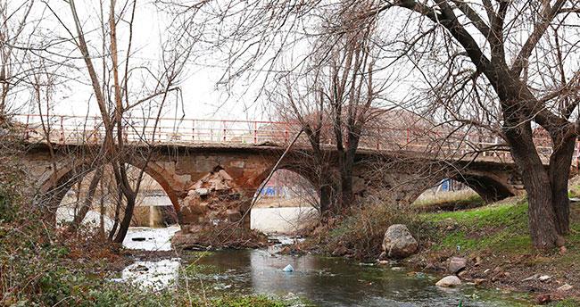 Aksaray'da tarihi köprü restore edilecek