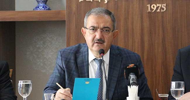 Konya'da Küresel Sağlık ve Yaşlılık Diplomasisi Çalıştayı düzenlendi