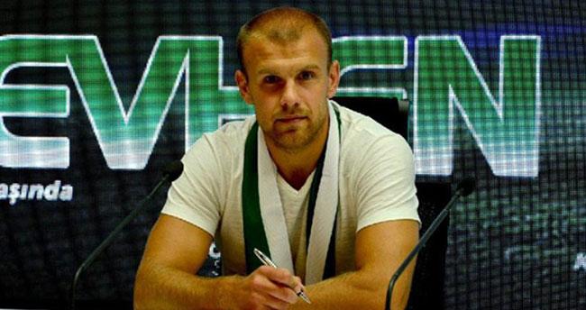 Konyaspor'da Yevhen Opanasenko'nun sözleşmesi feshedildi