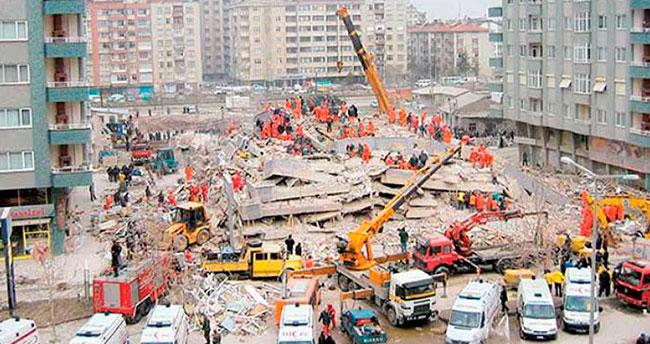 Unutulmayan acı: Zümrüt Apartmanı faciası