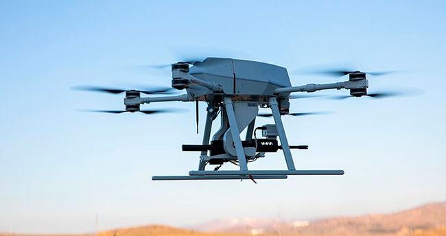 Türk Silahlı Kuvvetlerine ilk silahlı drone teslimatı yapıldı