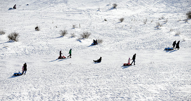 Konya kış turizmiyle de adından söz ettirecek! Aladağ, kayak tutkunlarını ağırlamak için tesisleşmeyi bekliyor