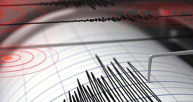 Manisa Akhisar'da korkutan deprem