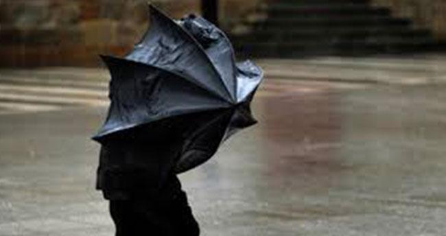 Dikkat! Meteorolojiden Konya ile birlikte 3 ile daha fırtına uyarısı
