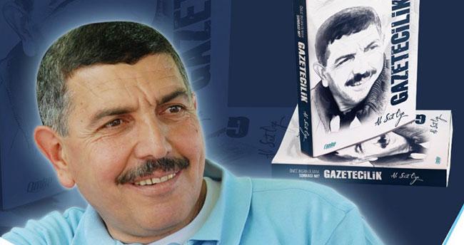 Konyalı Gazeteci Sait Öge'den imza günü