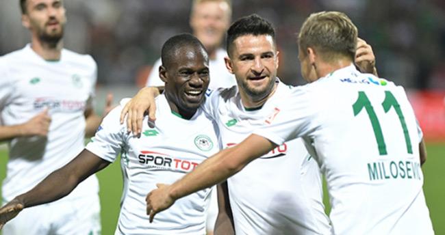Konyaspor, Denizlispor maçına hazır