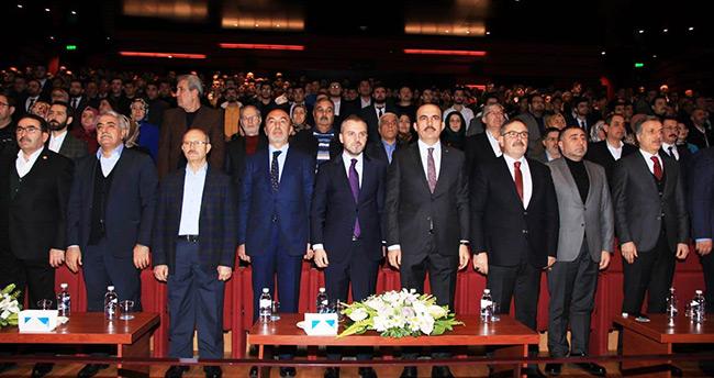 AK Parti Genel Başkan Yardımcısı Kandemir Açıklaması