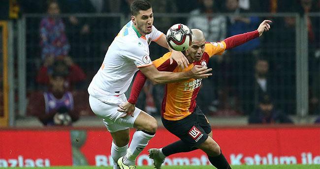 Galatasaray kupaya çeyrek finalde veda etti