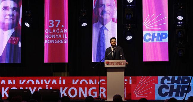 "CHP'li Adıgüzel: ""Atatürk'ün mirasına el uzatanlara karşı CHP, dimdik ayaktadır"""