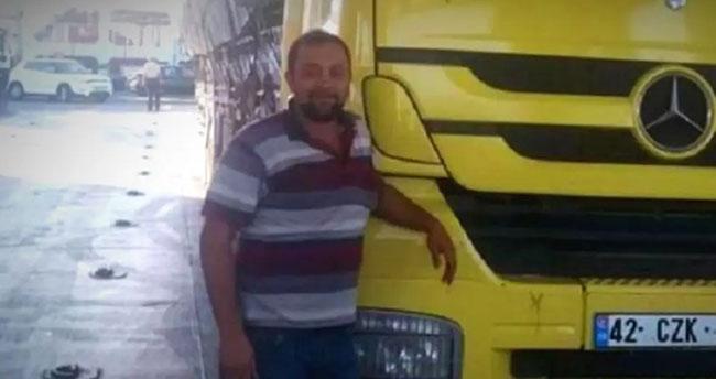 Elazığ depremi için 'Ücretsiz yardım taşımaya hazırım' demişti: Konya'da bir tır şoförü intihar etti