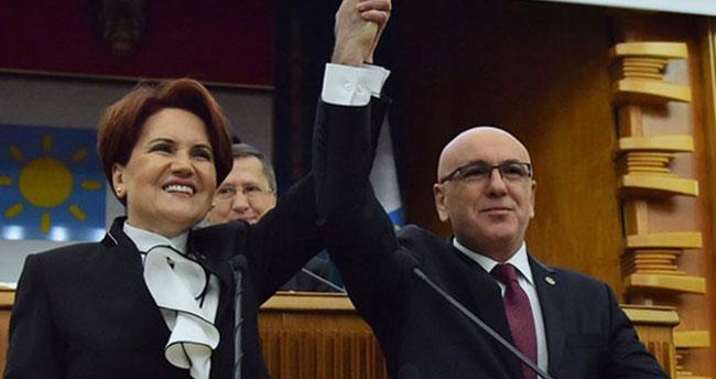 İYİ Parti Balıkesir Milletvekili İsmail Ok istifa etti